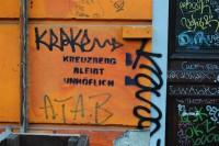 Streetart-Tour: Kreuzberg bleibt unhöflich